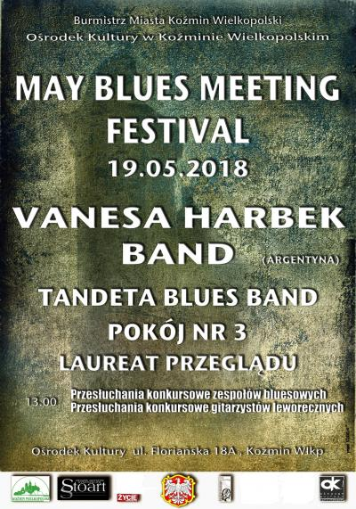 MAY BLUES MEETING