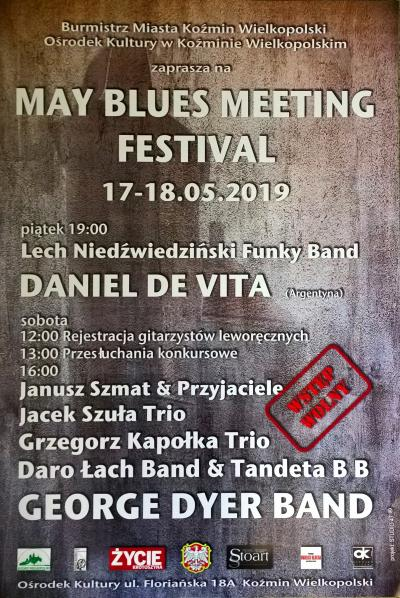 May blues festival